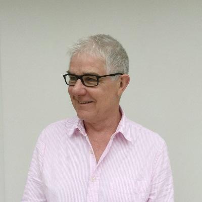 Ian Fraser Glenday
